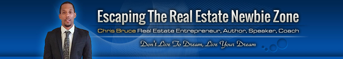 Escaping The Real Estate Investing Newbie Zone Podcast