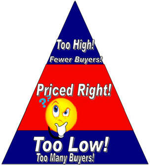 How Much Should You Sell The Property For?