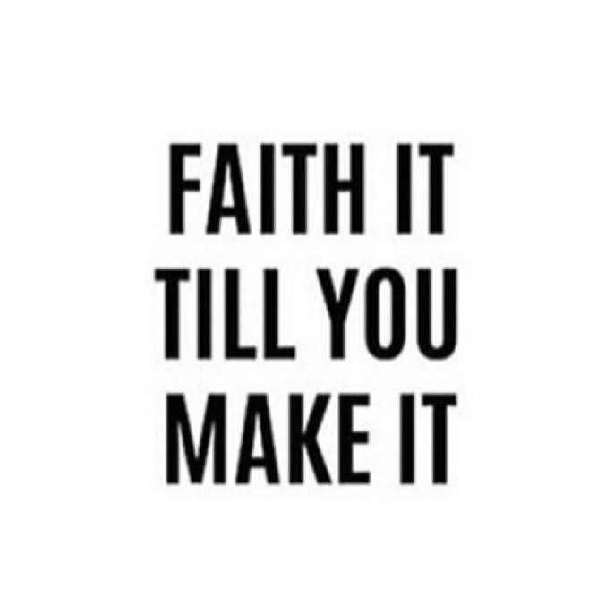 ENZ 138 – How To Faith It Till You Make It